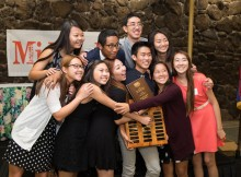 HAWAII HIGH SCHOOL JOURNALISM AWARDS 2015-AC-60